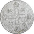 1 Soldo - Vittorio Amedeo II – reverse