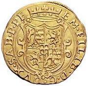 Scudo d'Oro - Emanuele Filiberto – obverse