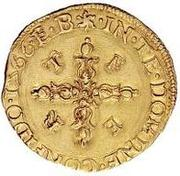 Scudo d'Oro - Emanuele Filiberto – reverse