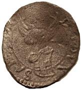 ½ Soldo - Carlo Emanuele I – reverse