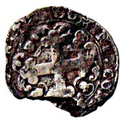 1 Soldo - Vittorio Amedeo I (2nd type) – reverse