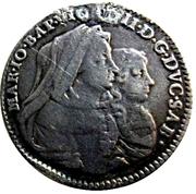 1 Lira - Vittorio Amedeo II – obverse