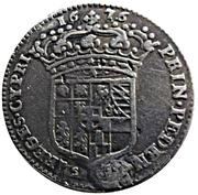 1 Lira - Vittorio Amedeo II – reverse