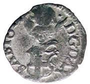 ½ Soldo - Carlo Emanuele II – reverse