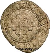 Quarter Grosso - Emanuele-Filiberto (2nd type) – reverse