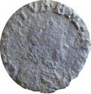 ½ Soldo - Carlo Emanuele II (1st type) – obverse