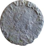 ½ Soldo - Carlo-Emanuele II (1st type) – obverse