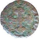 ½ Soldo - Carlo Emanuele II (1st type) – reverse