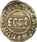¼ Gros - Amédée VIII – obverse