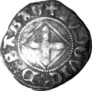¼ Gros - Ludovico (1st Type) – obverse
