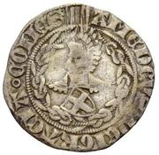 ½ Grosso - Amedeo VIII (Nyon) -  obverse