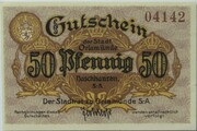 50 Pfennig (Orlamünde) – obverse