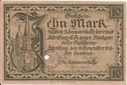 10 Mark (Altenburg) – obverse