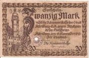 20 Mark (Altenburg) – obverse