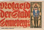 10 Pfennig (Sonneberg) – reverse