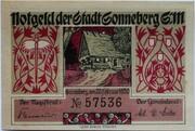 50 Pfennig (Sonneberg) – obverse