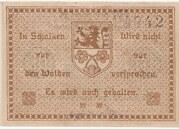 10 Pfennig (Schalkau) – reverse
