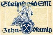 10 Pfennig (Steinheid) – obverse
