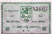 50 Pfennig (Schalkau) – reverse