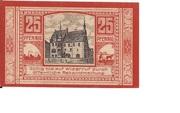25 Pfennig (Neustadt an der Orla) – reverse