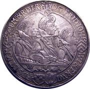 1 Thaler - Johann Philipp I, Friedrich VIII, Johann Wilhelm IV, & Friedrich Wilhelm II – reverse
