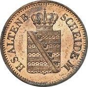 1 Pfennig - Joseph – obverse