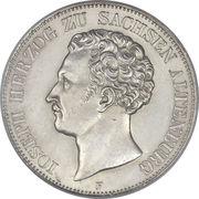 2 Thaler / 3½ Gulden - Joseph – obverse