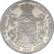 2 Thaler / 3½ Gulden - Joseph – reverse