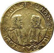 ½ Thaler - Johann Philipp I, Friedrich VIII, Johann Wilhelm IV and Friedrich Wilhelm II – obverse