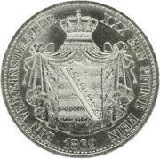 1 Vereinsthaler - Ernst I – reverse