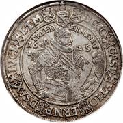 1 Thaler - Johann Casimir & Johann Ernst II – obverse