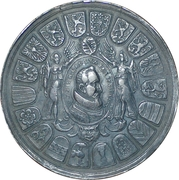 2 Reichsthaler - Johann Casimir – obverse