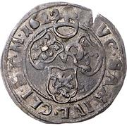24 Kreuzer - Johann Casimir & Johann Ernst II – reverse