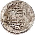 1 Dreier - Johann Casimir and Johann Ernst – obverse