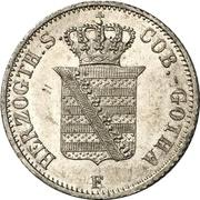2 Groschen - Ernst II – obverse