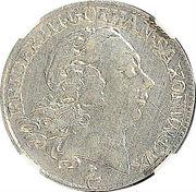 1/24 Thaler - Friedrich III (Death) – obverse