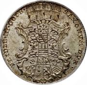 1/24 Thaler - Friedrich III (Peace of Augsburg) – obverse