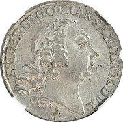 1/12 Thaler - Friedrich III (Death) – obverse