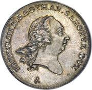 1 Thaler - Friedrich III – obverse