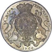 1 Thaler - Friedrich III – reverse