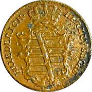 3 Pfennige - Friedrich III – obverse