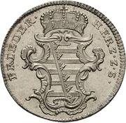 6 Pfennig - Friedrich III. – obverse