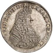1 Thaler - Friedrich I. (Friedrichswerth) – obverse