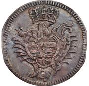 1/24 Thaler, 1 Groschen - Ernst Friedrich III Carl – obverse