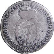 6 Kreuzer - Friedrich I – obverse
