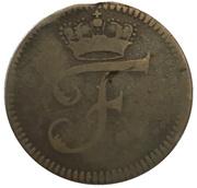 2 Heller - Friedrich IV. – obverse