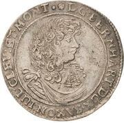 1/3 Thaler - Bernhard II – obverse