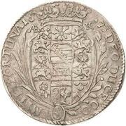 1/3 Thaler - Bernhard II – reverse
