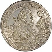 2 Thaler - Franz II (Death of Franz II) – obverse