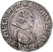 ¼ Thaler - August II. – obverse